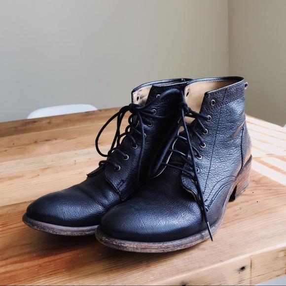 3bdcb999fbc Frye Carson Lace Up Boots